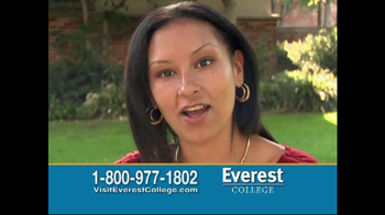 Everest College TV Spot, \'You Can Do It\'