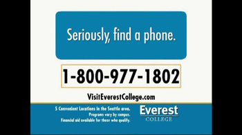 Everest College TV Spot, 'You Can Do It' - Thumbnail 3