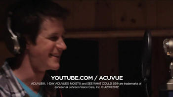 ACUVUE 1-Day Contest Winner TV Spot Featuring Meaghan Martin - Thumbnail 6