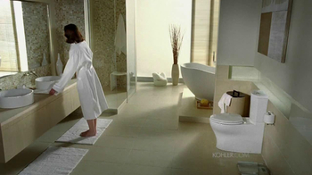 Kohler Powerful High-Efficiency Toilets TV Spot - Thumbnail 1