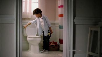 Kohler Powerful High-Efficiency Toilets TV Spot - Thumbnail 4