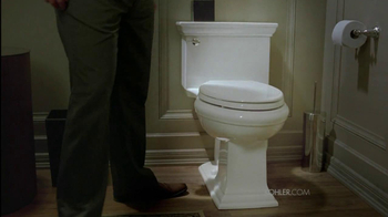 Kohler Powerful High-Efficiency Toilets TV Spot - Thumbnail 6