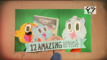 The Amazing World of Gumball Complete First Season thumbnail