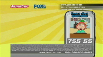 Jamster TV Spot for Family Guy Ringtones - Thumbnail 2