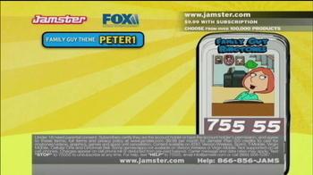Jamster TV Spot for Family Guy Ringtones - Thumbnail 3