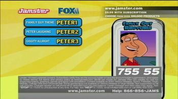 Jamster TV Spot for Family Guy Ringtones - Thumbnail 5