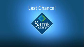 Sam's Club TV Spot for $100 Instant Savings - Thumbnail 2