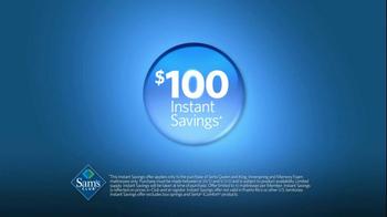 Sam's Club TV Spot for $100 Instant Savings - Thumbnail 3