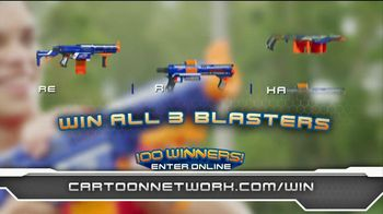 Nerf N-Strike Elite Challenge TV Spot, 'Take Aim' - Thumbnail 6