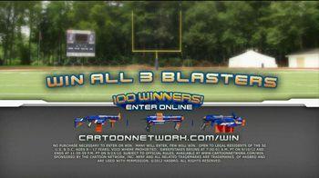 Nerf N-Strike Elite Challenge TV Spot, 'Take Aim' - Thumbnail 8