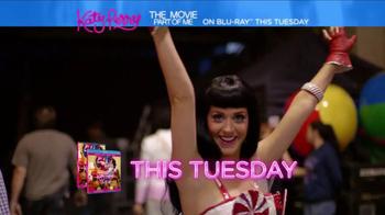 Katy Perry: Part of Me Home Entertainment TV Spot - Thumbnail 1