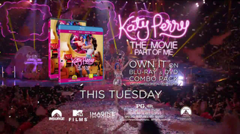 Katy Perry: Part of Me Home Entertainment TV Spot - Thumbnail 10