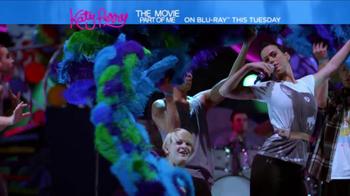 Katy Perry: Part of Me Home Entertainment TV Spot - Thumbnail 2