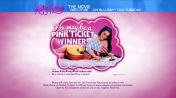 Katy Perry: Part of Me Home Entertainment TV Spot - Thumbnail 6