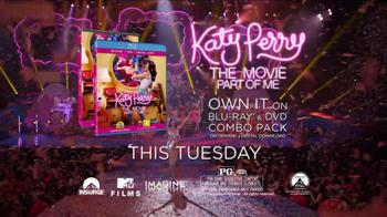 Katy Perry: Part of Me Home Entertainment TV Spot - Thumbnail 9