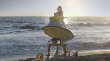 Old Spice Champion TV Spot, 'Jet Ski' Featuring Greg Jennings - 243 commercial airings