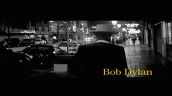 Bob Dylan Tempest TV Spot