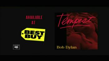 Bob Dylan Tempest TV Spot - Thumbnail 9