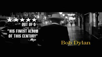 Bob Dylan Tempest TV Spot - Thumbnail 2