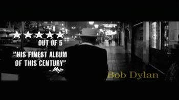 Bob Dylan Tempest TV Spot - Thumbnail 3