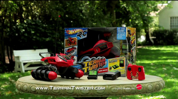Hot Wheels RC Terrain Twister TV Spot - Thumbnail 10