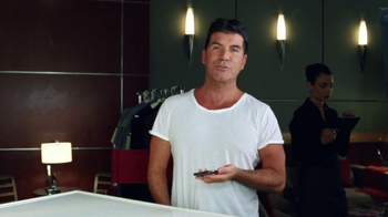 Verizon Xtra Factor App TV Spot Featuring Simon Cowell - Thumbnail 1