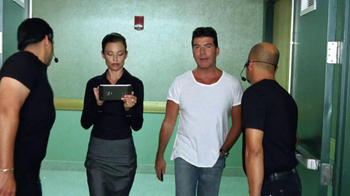Verizon Xtra Factor App TV Spot Featuring Simon Cowell