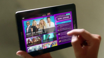 Verizon Xtra Factor App TV Spot Featuring Simon Cowell - Thumbnail 4