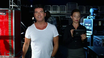 Verizon Xtra Factor App TV Spot Featuring Simon Cowell - Thumbnail 5
