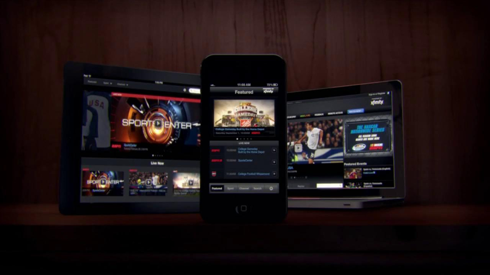 XFINITY Watch ESPN App TV Commercial, 'Every Game' - Video