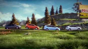 Toyota TV Spot, 'Prius For Everyone Hum'