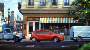 Toyota TV Spot, 'Prius For Everyone Hum' - Thumbnail 8