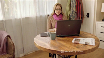 Ancestry.com TV Spot, 'Getting More on Dad' - Thumbnail 8
