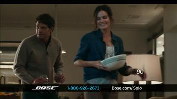 Bose Solo TV Sound System TV Spot - Thumbnail 8