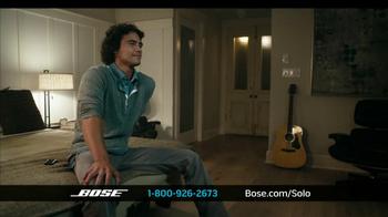 Bose Solo TV Sound System TV Spot - Thumbnail 9