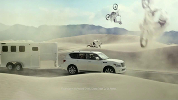 Infiniti QX TV Spot, 'Best Summer Ever' - Thumbnail 3