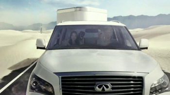 Infiniti QX TV Spot, 'Best Summer Ever' - Thumbnail 5