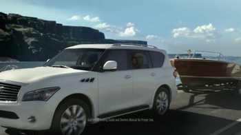 Infiniti QX TV Spot, 'Best Summer Ever' - Thumbnail 8