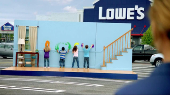 MyLowe's TV Spot, 'Kid Art' Featuring Grace Anne Helbig - Thumbnail 2