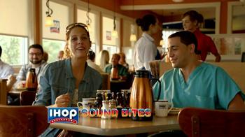 IHOP Weekly Classic Breakfast TV Spot, 'Sound Bites' - Thumbnail 1