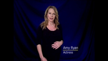 Flu.gov TV Spot, 'Pregnant Women Flu' Featuring Amy Ryan