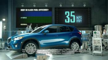 Mazda TV Spot, 'Crossover Rebuild' - Thumbnail 5