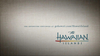 The Hawaiian Islands TV Spot, 'Volcano' With United Airlines - Thumbnail 10
