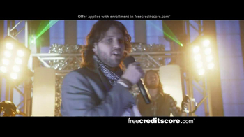 FreeCreditScore.com TV Spot, 'Club Concert' - Thumbnail 10