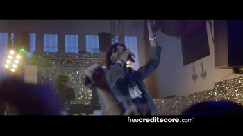 FreeCreditScore.com TV Spot, \'Club Concert\'