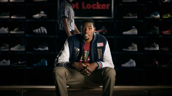 Foot Locker The Dream Team Collection TV Spot, 'Tradition' Ft. Kevin Durant - Thumbnail 1