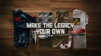 Foot Locker The Dream Team Collection TV Spot, 'Tradition' Ft. Kevin Durant - Thumbnail 10