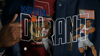 Foot Locker The Dream Team Collection TV Spot, 'Tradition' Ft. Kevin Durant - Thumbnail 8
