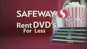 Safeway TV Spot for Movie Rental Featuring 21 Jump Street - Thumbnail 1