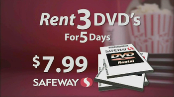 Safeway TV Spot for Movie Rental Featuring 21 Jump Street - Thumbnail 3